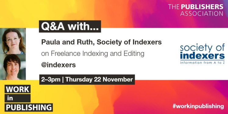 Thu Q&A with Indexers